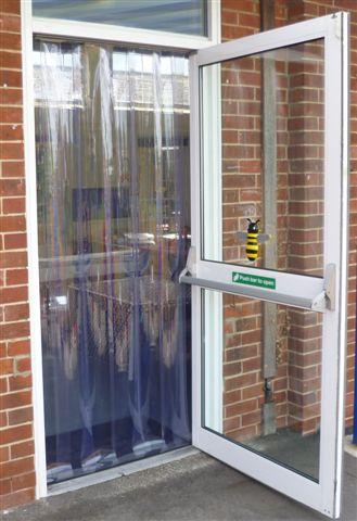 PVC external